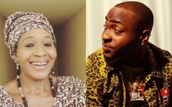 Kemi Olunloyo and Davido