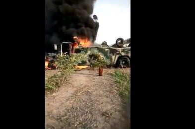 Boko Haram ambush soldiers in the northeast of Nigeria