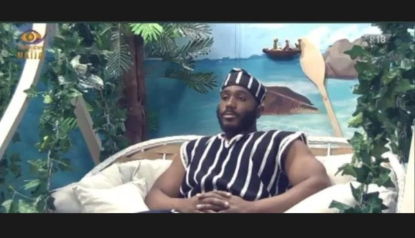 #BBNaija: Reactions As Kiddwaya Said This About Erica In The Diary Room