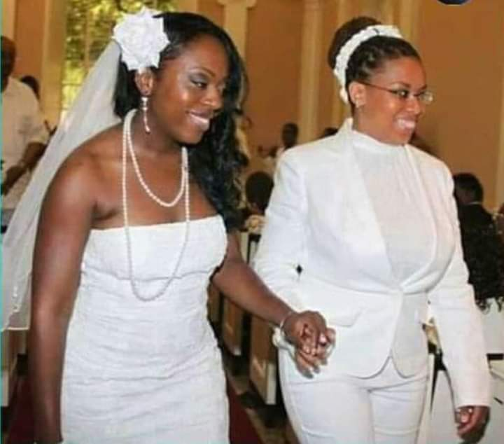 End Time! Young Girl Marries Her Own Mother In South Africa