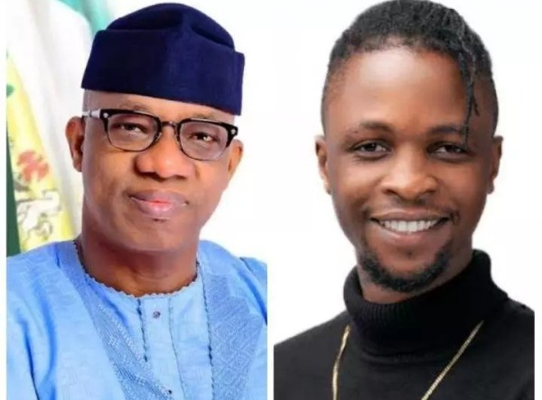 BBNaija: Laycon Reacts As Ogun State Governor Showers Him With Praises