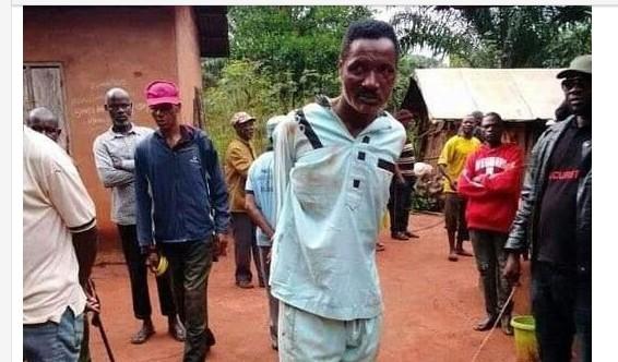 Enugu Man allegedly kills Parents During An Argument