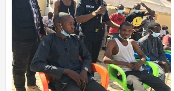 Kidnapper Pays N1.5 Ransom To Regain Freedom After He Was Abducted By Another Kidnapper(Photo)