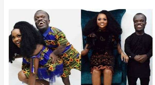 """I Made The First Move'' OAP Nkubi's Wife, Ofoegbu Vivian Shares Their Love Story"