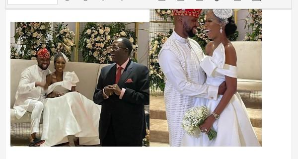 Gbenga Daniel's Daughter's Wedding..