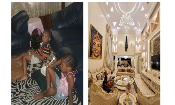 Billionaire Interior Designer, Ehi Ogbebor, Shares Throwback Photo Of Her Old Apartment