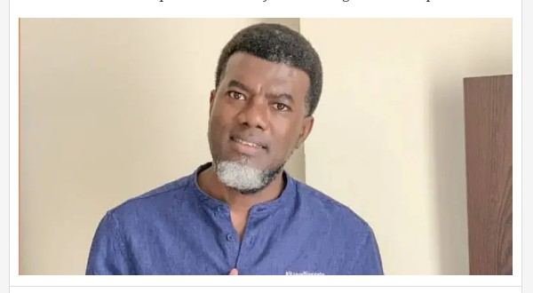 No Matter How Poor You Are, Occassionally Do This For Your Children- Reno Omokri Tells Parents