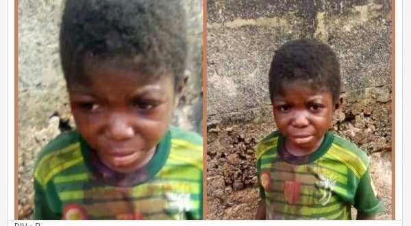 """""""This Child Is A Maid To A Woman That Has Many Children"""" -Facebook User Reveals"""