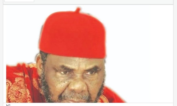 Feminism Is the Reason Why Women Are Beaten in Marriage – Pete Edochie