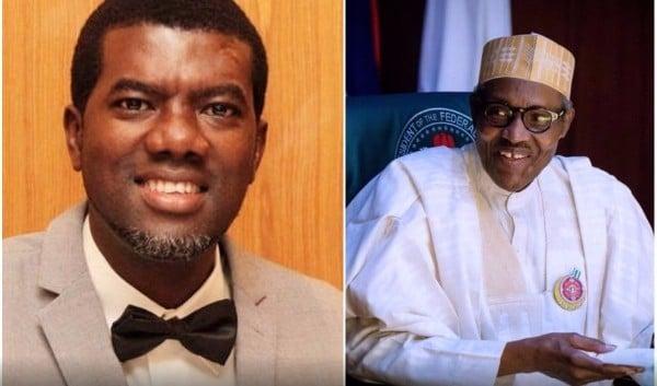 Why I Led Protest Against President Buhari In London-Reno Omokri Reveals