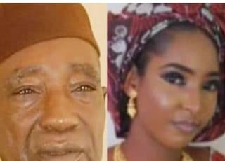 74-Year-Old Minister Of Agriculture Secretly Marries 18-Year-Old Pretty Girl (Photo)