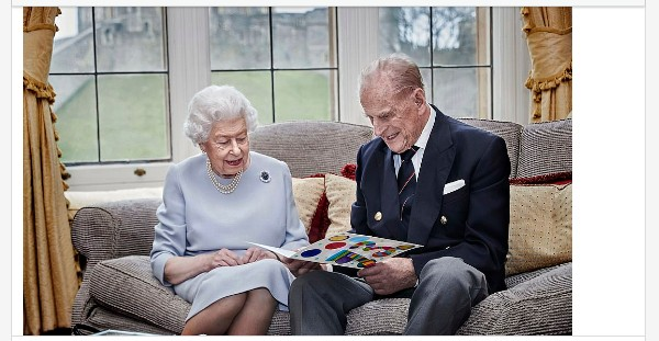 Prince Philip's Death: Queen Elizabeth Embarks On 8 Days Of Mourning Over