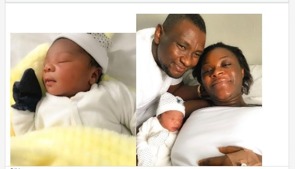 Nollywood Actress Chacha Eke-Faani, Has Welcomed Her Fourth Child