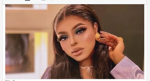 """""""Don't You Wish Your Babe Was Hot Like Me? Bobrisky Brags"""