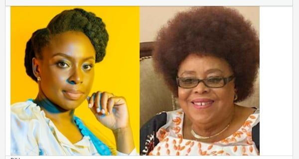 """""""How Does A Heart Break Twice?""""Chimamanda Adichie Pens Emotional Tribute To Mother."""