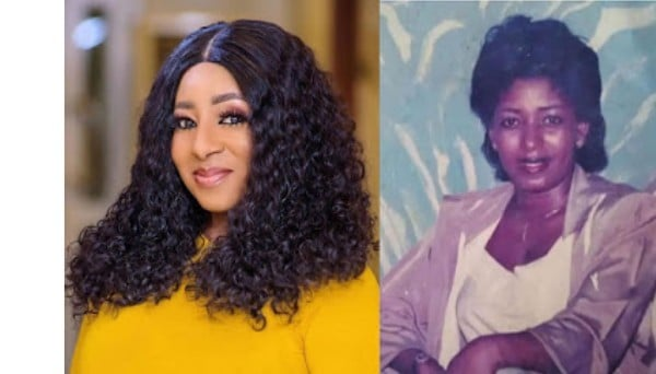 Nollywood Actress, Mide Martins Remembers Late Mum 19 Years After