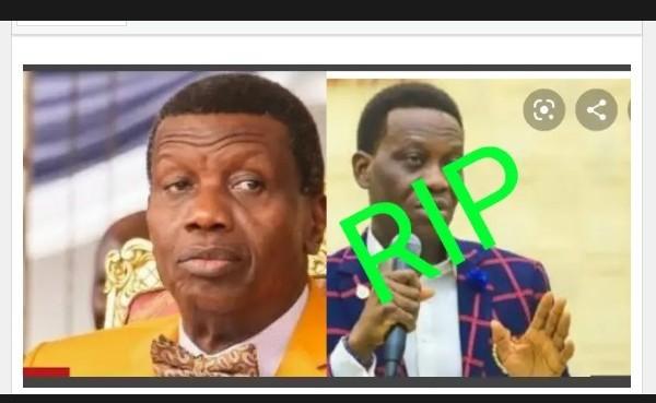 Why God Allowed Pastor Adeboye's Son,Dare To Die -Muslim Group