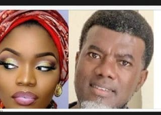 Reality Star, Bisola Fires Back At Reno Omonkri After He Said He Has No Sympathy For Single Mothers