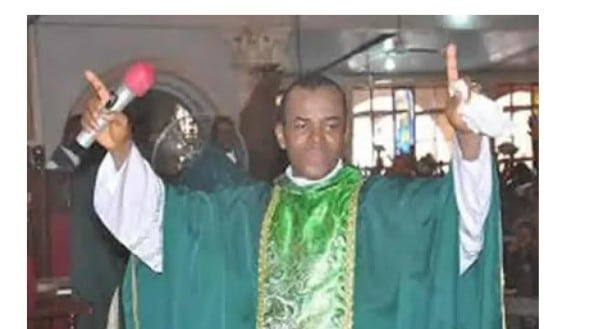 Breaking: Rev Fr. Mbaka Bows, Shuts Adoration Ministry
