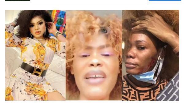 I Wear Bobrisky His Fake Bum And Pampers-Oye Drags Bobrisky Again (Video)