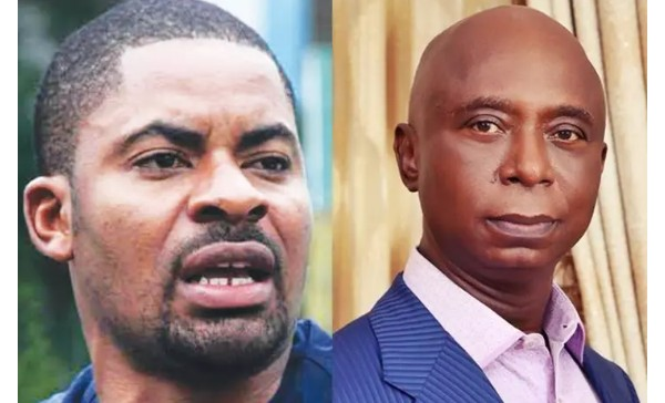 """""""Ned Nwoko Is A Money Miss Road Monster."""" Deji Reacts After Lady Reveals That Ned Arrested Her Mum Over Land Dispute"""