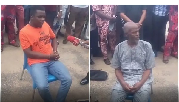 """Iniubong Umoren:""""If The Penalty Is Death, Let My Son Die""""-Frank Akpan's Father Breaks Silence"""
