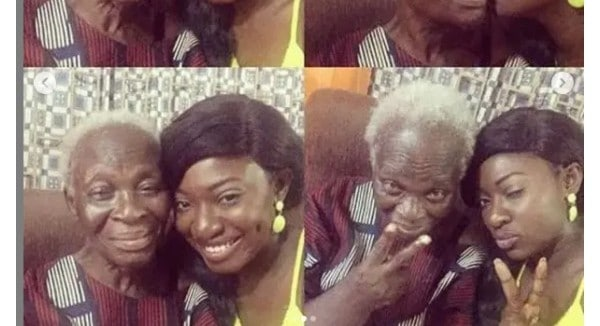 Nollywood Actress,Yvonne Jegede Pays Touching Tribute To Her Former Mother -In-Law