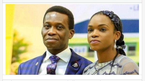 """""""What My Husband Told Me Before He Went To Sleep In The Lord� – Late Pastor Dare Adeboye's Wife Reveals (Video)"""