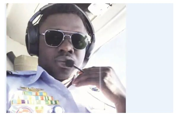 """""""He Was My Only Son.""""-Father Of The Pilot Who Died In Plane Crash Cries"""