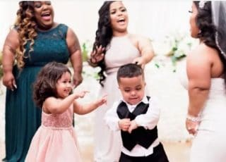 Check Out The Wedding Photos Of These Dwarf Sisters