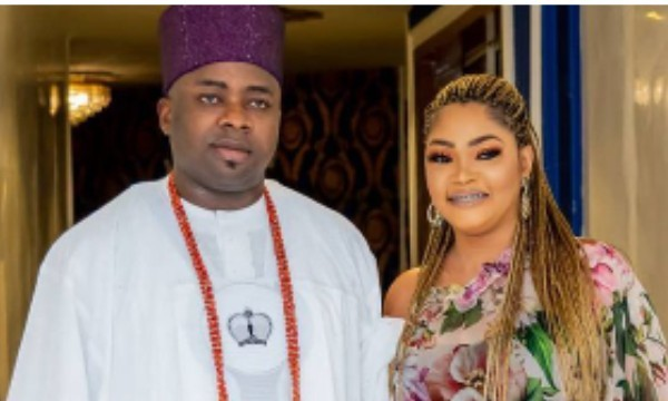 Oba Elegushi,Showers Praises On His First Wife As They Celebrate 18th Wedding Anniversary
