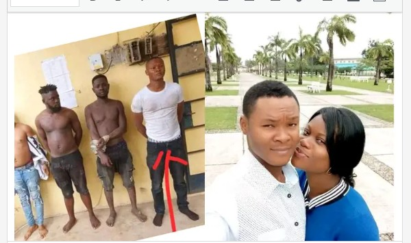 """""""My Uncle Is Innocent."""" -Lady Whose Uncle Is Paraded As Gun man Cries Out"""
