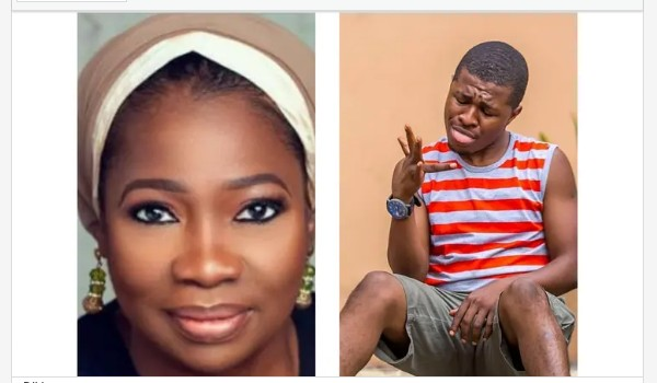 """The 'Johnsons' Can Never Be The Same Without Spiff."""" -Hon. Abike Dabiri Says"""