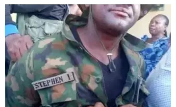 """""""I Stabbed Him Several Times,Shot Him Before Snatching His Car. """" Evil Soldier Kills Innocent Man Who Offered Him A Free Ride"""