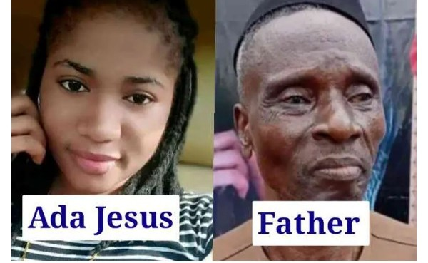 My Daughter Knew Her Death Was At Hand And Made A Last Wish- Ada Jesus Father Reveals