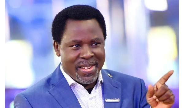 Prophet TB Joshua Gives Reason Why One Should Not Leave A Relationship Feeling Hurt Or Offended
