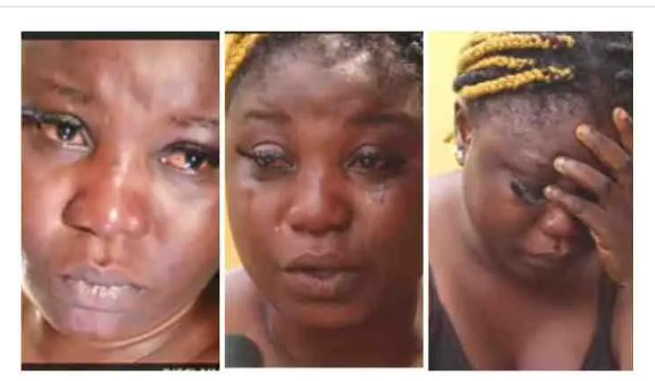 They Took Hair From My Private Part And Made Me Swear To A Deadly Oat- Nigerian Lady Forced Into Prostitution Cries (Video)