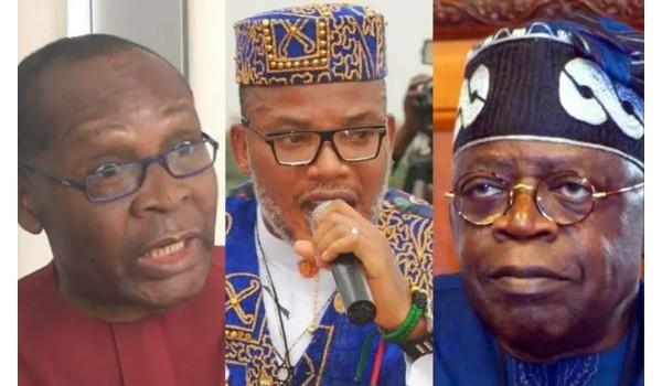 Nnamdi Kanu, Don't Bring Your Madness To Lagos -Joe Igbokwe Blows Hot