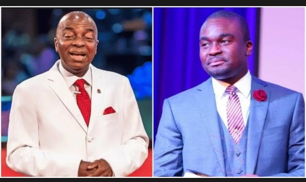 Bishop Oyedepo's Son, Pastor David Is 38 Today (Photos)