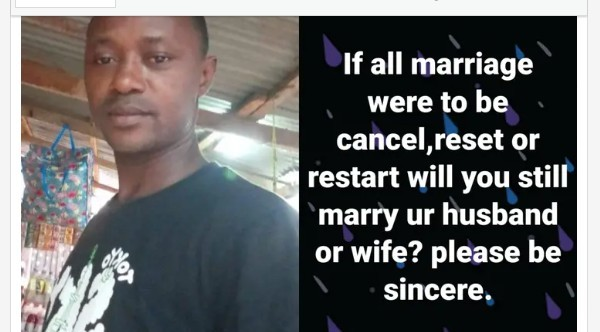 """100% No: Reactions After Someone Asked """"Will You Still Marry Your Partner Again And Again"""