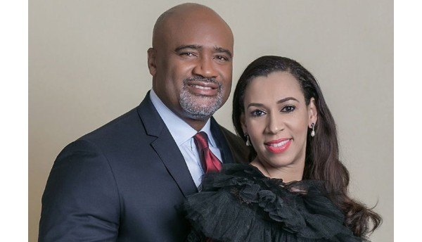"""Unflinching Lover Of My Soul""; Pastor Paul Adefarasin Praises Wife On Their 26th Wedding Anniversary"