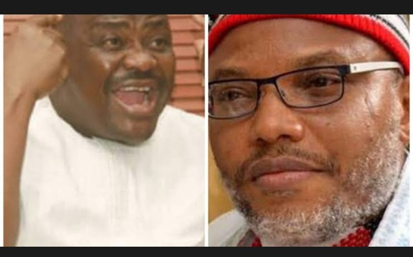 """""""We'll Blow Off Your Heads, Bury You Like Vultures' - Governor Wike Beats His Chest ,Warns IPOB Members"""