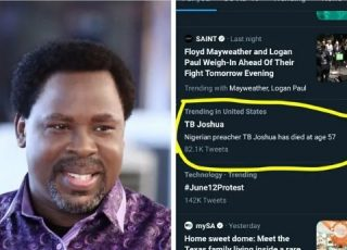 Death Respects No One: Americans Mourn TB Joshua