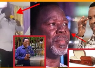 Meet The God's General Who Predicted TB Joshua's Death
