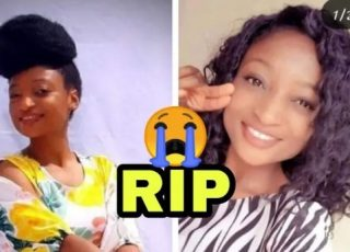 """Murdered Unilorin Student: """"My Sister's Killers Left A Note Beside Her Body -Sister Cries, Shares Note"""