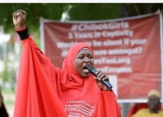 I Am Prepared To Be Assassinated -Activst Aisha Yesufu Says