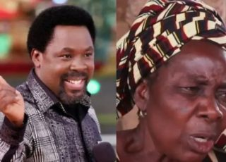 He Allowed The Children To Play With His Helicopter And Stopped The Soldiers From Flogging Them - People Share Fond Memories Of TB Joshua