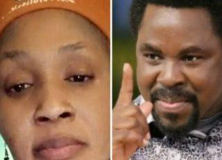 "Imprisonment: ""What Prophet TB Joshua Did For Me When Other Pastors Abandoned Me- Kemi Olunloyo Reveals"