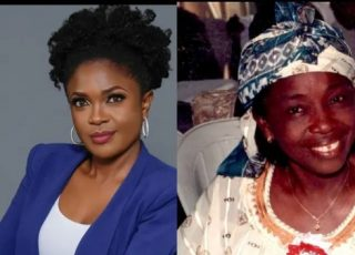 I Wanted To Build Her The Best Mansion But Now I Cannot -Actress Omoni Oboli Remembers Late Mum