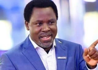 Candlelights For Late Prophet TB Joshua In Israel